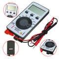AN101 Digitale Mini Multimeter DC/AC Voltage Current Meter Handheld Pocket Voltmeter Amperemeter Tester met Meetsnoeren 10 * 55*10mm