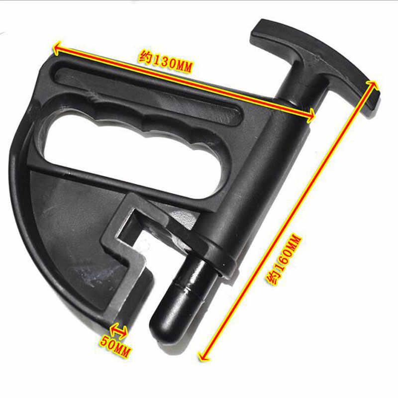 Universal cambiador de neumáticos de coche de abrazadera gota Centro herramientas borde abrazadera Hunter abrigos