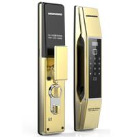 Нержавеющая сталь умный дверной замок цифровой замок для контроля доступа Bluetooth Smart паролем булавки код электронный замок