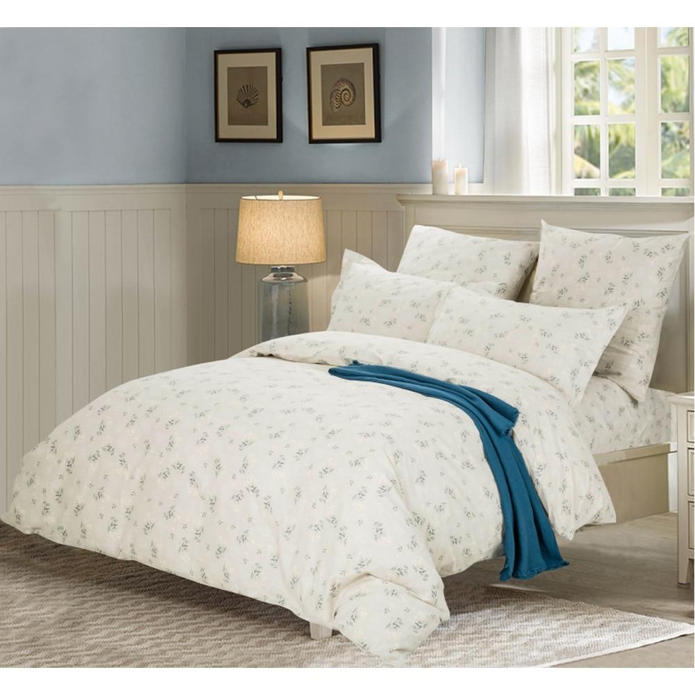 Bedding Set SAILID A-181 cover set linings duvet cover bed sheet pillowcases TmallTS cartoon tree duvet cover set