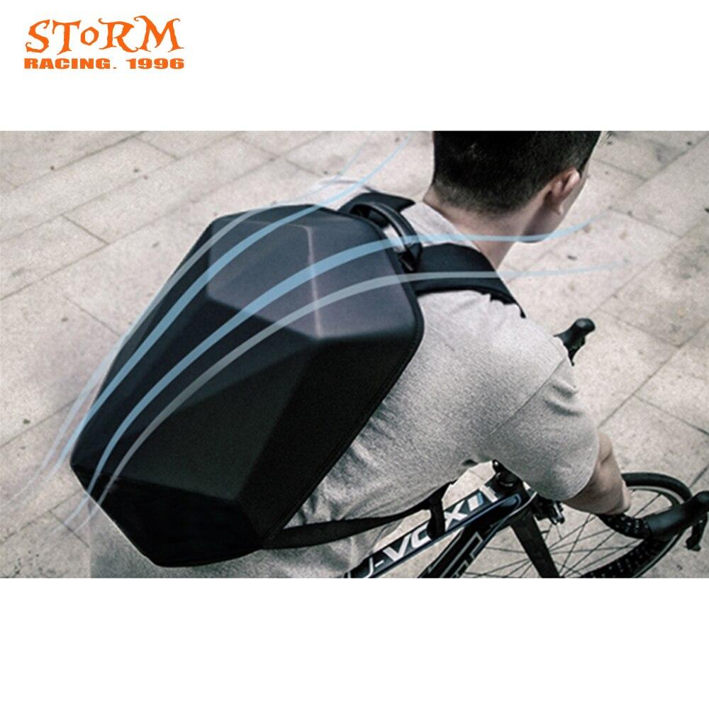 Motorcycle Carbon Fiber Backpack Riding Bag Waterproof Hard Shell For Ktm Yamaha Kawasaki Suzuki Honda Cbr Cb Vfr Nc Gsxr Yzf Tank Bags Aliexpress
