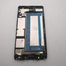 ل LG صفر H650 H650K H650E F620 شاشة LCD عرض مجموعة المحولات الرقمية لشاشة تعمل بلمس ل LG صفر H650 H650 عرض LCD + أدوات