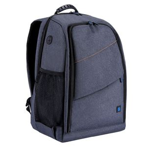 Image 5 - PULUZ extérieur Portable imperméable à leau à lépreuve des rayures double épaule sac à dos caméra accessoires sac numérique DSLR Photo vidéo sac