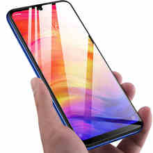 9H Protective Tempered Glass For Xiaomi Note7 6.3inch Screen Protector Redmi Note 7 Full Cover Film