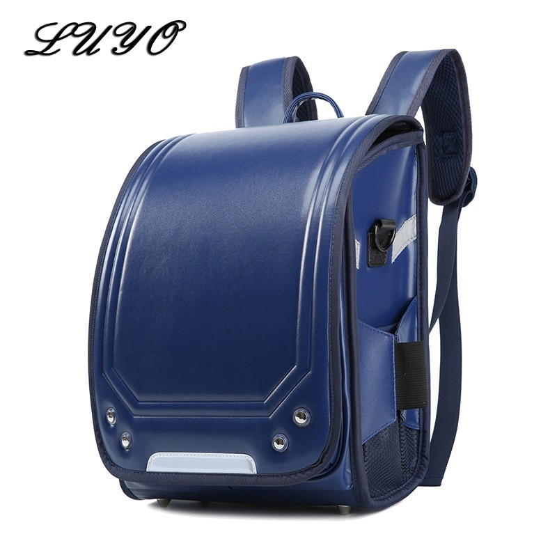 Japanese Waterproof Primary School Backpacks Mochila Feminina Leather Cute Backpack For Teenagers Girls Women Rugzak Schoolbag