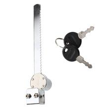 Glass Cabinet Terrarium Showcase Display Sliding Glass Door Lock With Key