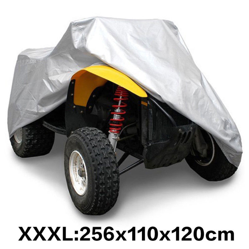 Kawasaki  Bayou 300 1999 2000 2001 2002 2003 2004 Trailerable ATV Cover Black