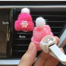 Car-Ornament-Accessories Fragrance Parfume Car-Perfume-Air-Freshener Clip Automobile-Decoration