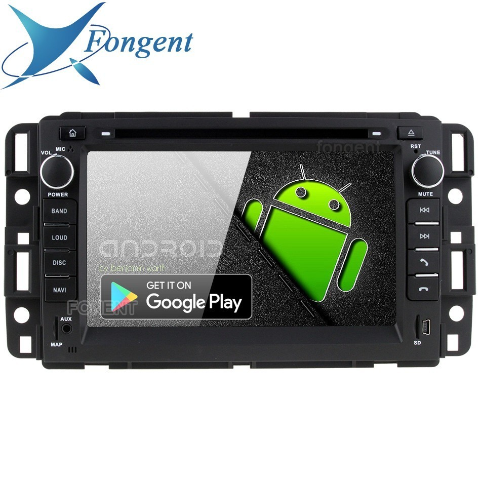 Android 9.0 for Chevrolet Chevy Express Traverse Suburban Avalanche Equinox HHR Tahoe Radio Octa Core RK3399 64GB Car DVD Player