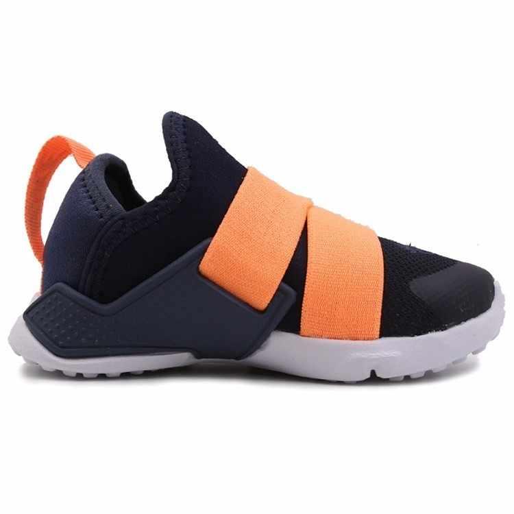 NIKE HUARACHE Детские оригинальные детские дышащие кроссовки для бега на открытом воздухе Повседневное спортивные кроссовки # AH7827-403