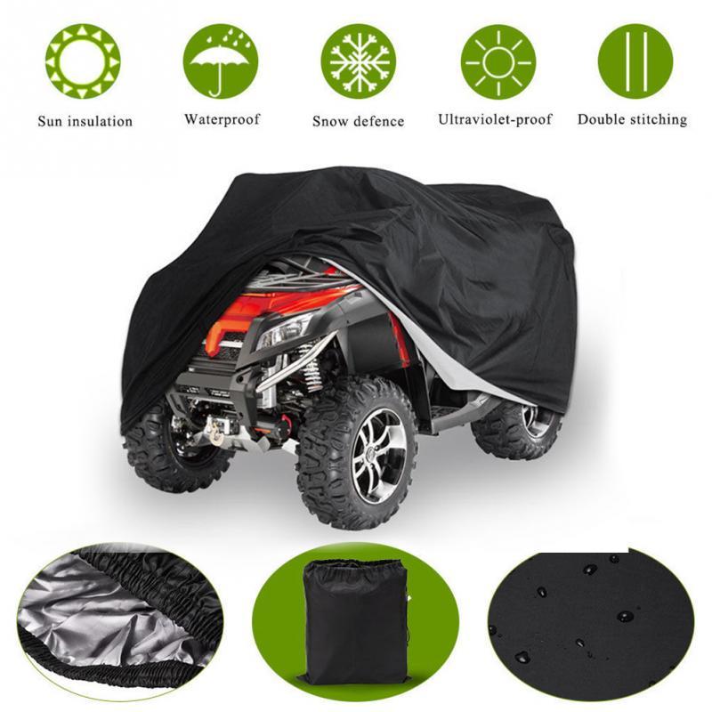 Car-Cover Protection Snow-Quad Waterproof Rain Heat-Resistant Universal ATV New-Arrivals