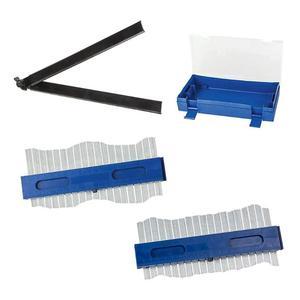 2pcs Plastic Profile Copy Gaug