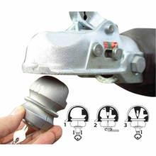 Универсальная встроенная сцепная магнитола прицепы замки фургоны