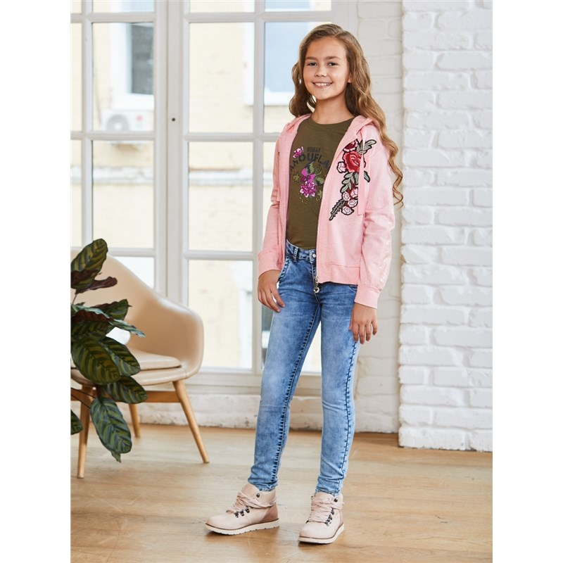 Jeans Sweet Berry Denim pants for girlss children clothing kid clothes free shipping men jeans new fashion biker jeans slim fit zipper pocket denim ripped design straight skinny jeans men pants 29 42
