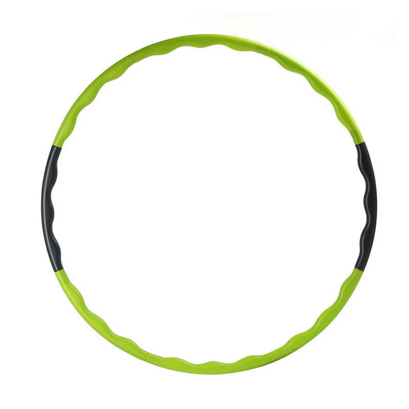 80cm Abdominal Slimming Sport Hoop Body Building Weight Loss Hard Tube Equipment Waist Fitness Gym Fitness Equipment