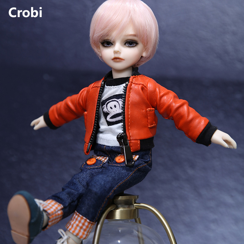 Crobi CB Little Lance BJD SD Doll 1 6 Body Model Boys Girls Oueneifs High Quality
