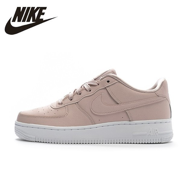 5352ffcc66 NIKE AIR FORCE 1 GS Original Womens Skateboarding Shoes Breathable  Stability Support Sports Sneakers For Women Shoes#315122-001