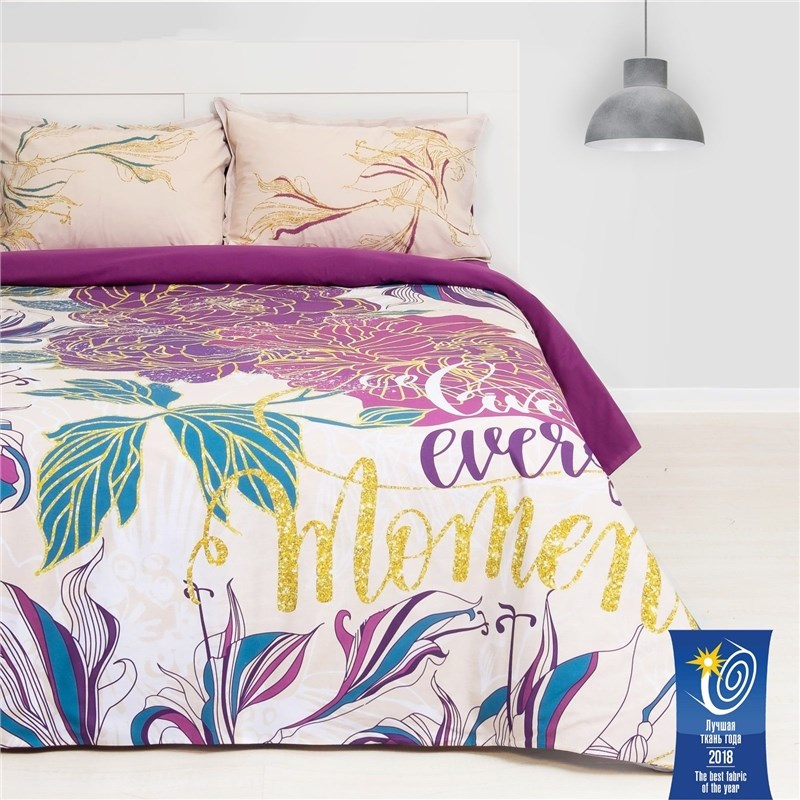 Bed Linen Ethel 2 CH Live every moment 175х215 cm, 200х220 cm, 50х70 + 3 cm-2 pcs, ранфорс a new 10 inch ch 1096a1 fpc276 v02 rx14 tx26 cm touch screen digitizer sensor replacement parts 236x167mm