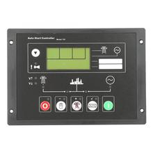 Socket Panel DSE720 Generator Auto Start Control Panel for Deep Sea Electronics Spare Parts led panel deepsea generator controller dse720 control panel dse720