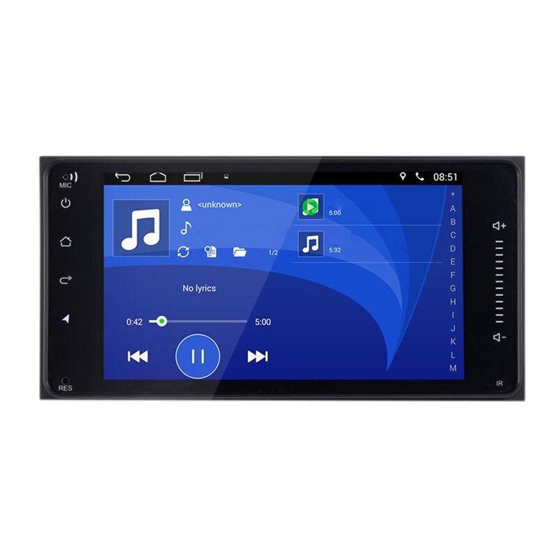 2Din 7 Inch Hd Car Multimedia Android 7.1 Stereo Headunit Radio Player Bluetooth 4.0 Handsfree Wifi Car Gps Navigation For Toy2Din 7 Inch Hd Car Multimedia Android 7.1 Stereo Headunit Radio Player Bluetooth 4.0 Handsfree Wifi Car Gps Navigation For Toy