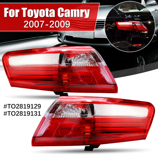 Car Tail Light Brake Lamp Replacement Rear Turn Left Right Side For Toyota Camry