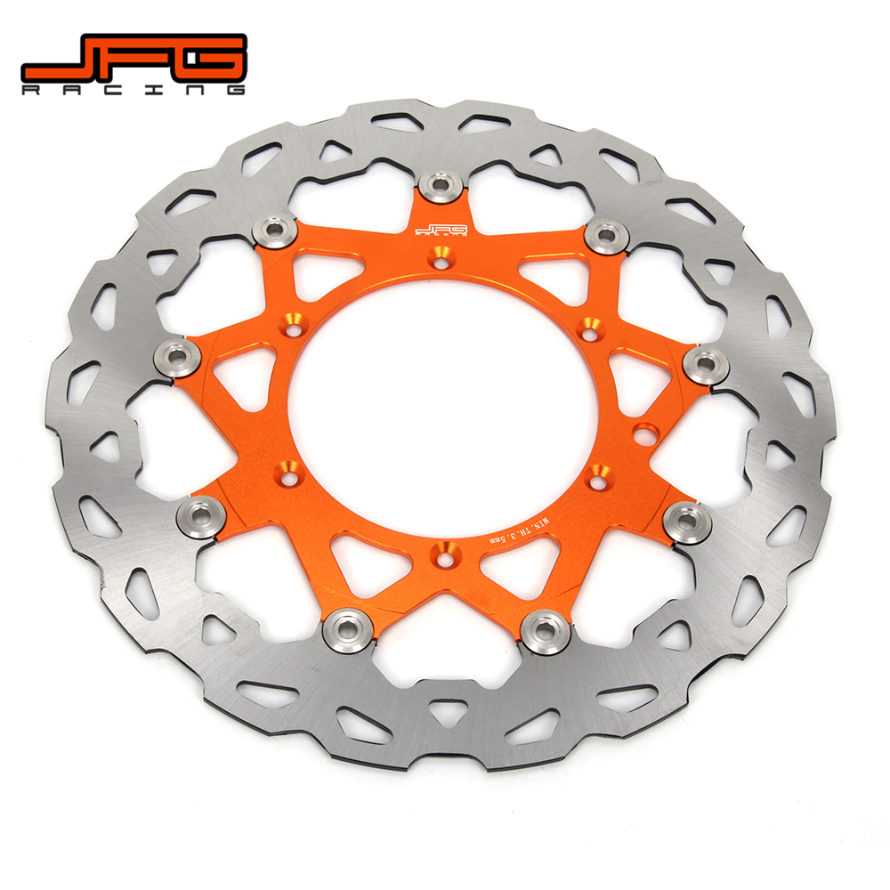 320MM Front Floating Brake Disc Rotor For KTM EXC GS EXCF SX SXF SXS XC XCR XCW XCF XCRF MXC MX SMR SIX DAYS Supermoto-in Brake Disks from Automobiles & Motorcycles    1