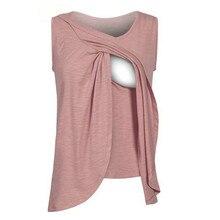 Le mamme Moda Maternità Vestiti Maternità Magliette e camicette T-Shirt di  Colore Solido 3169473025a