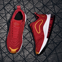 2019 new men's running Air cushion shoes cool light breathable sneakers for outdoor jogging walking shoe sport shoes for male