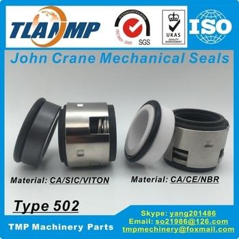 T502-40 502/40 John Crane Mechanische Afdichtingen (Materiaal: Auto/SiC/Viton, auto/Cer/NBR) | Type 502 Elastomeer Balg Pompen Seals