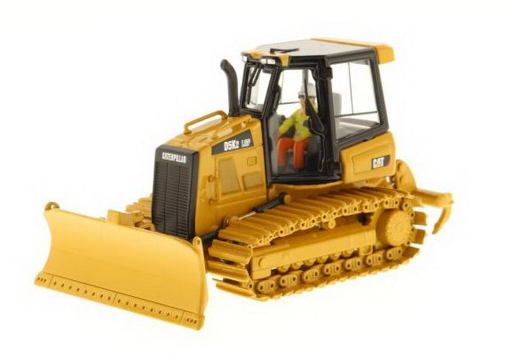 Diecast Masters 1 50 Scale Caterpillar Cat D5K2 LGP Track Type Tractor Diecast Model 85281