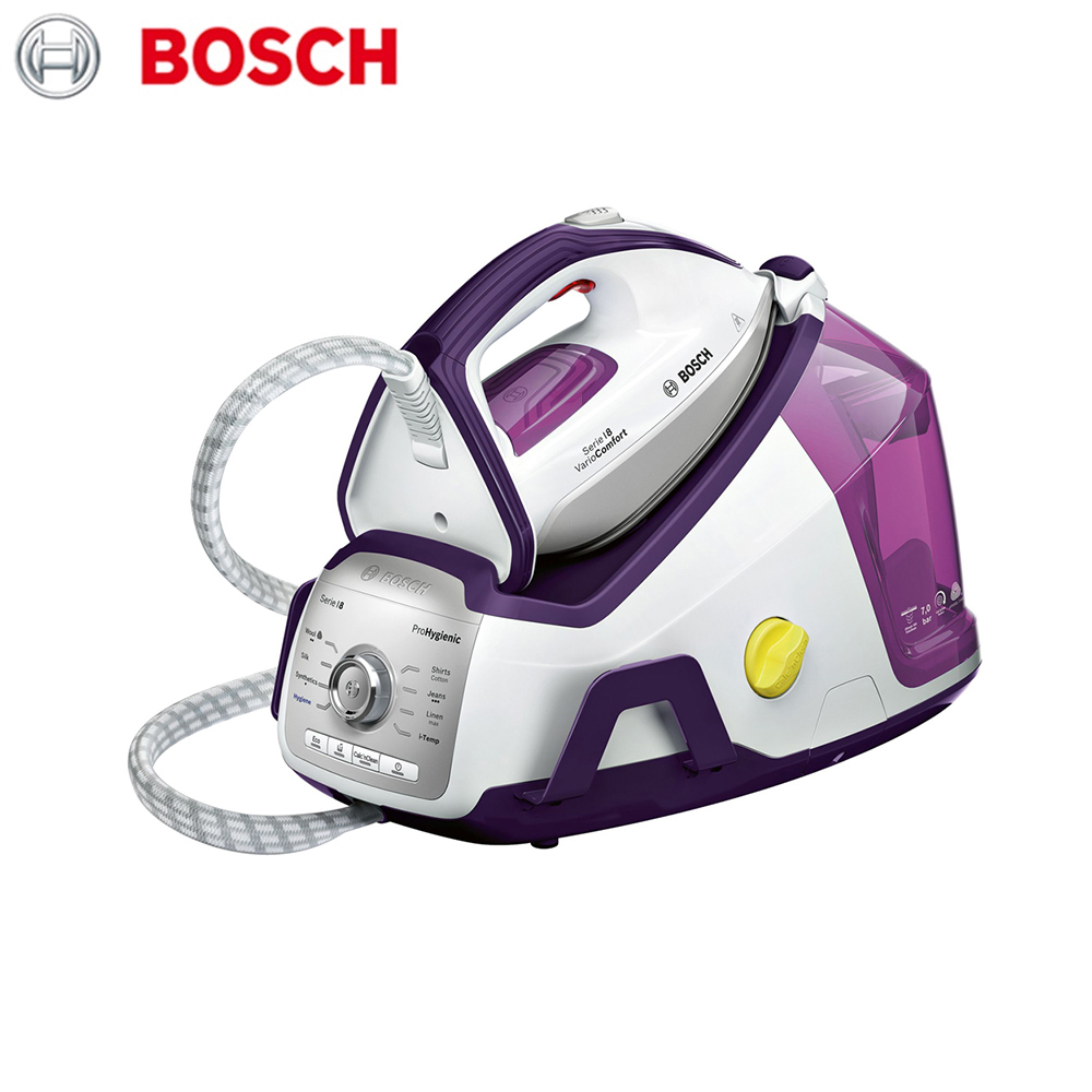 лучшая цена Electric Irons Bosch TDS8040 household appliances laundry steam station iron ironing clothes