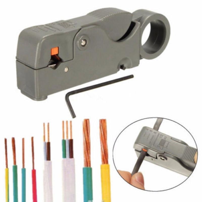 1 Pc Heißer Automatische Abisolieren Zange Kabel Draht Stripper Cutter Abisolieren Crimpen Werkzeuge Mit Hexagon Schlüssel Zangen Netzwerk Werkzeuge