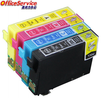 T16XL T1631 T1621 Compatible ink Cartridge For Epson WF-2630WF WF-2650DWF WF-2660DWF WF-2750DWF WF-2760DWF printer