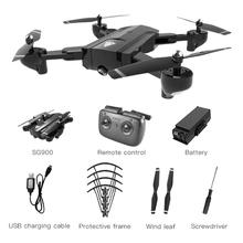 VODOOL SG900 Mini Drone With 720P HD Camera Foldable Arm RC Quadcopter Helicopter Auto Return WiFi FPV Drone Follow Me Mode Dron