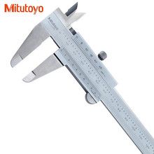цены Mitutoyo Vernier Caliper 0-150 0-200 0-300 0.02 Precision Micrometer Measuring Stainless Steel Tools Mitutoyo Gauge Measure