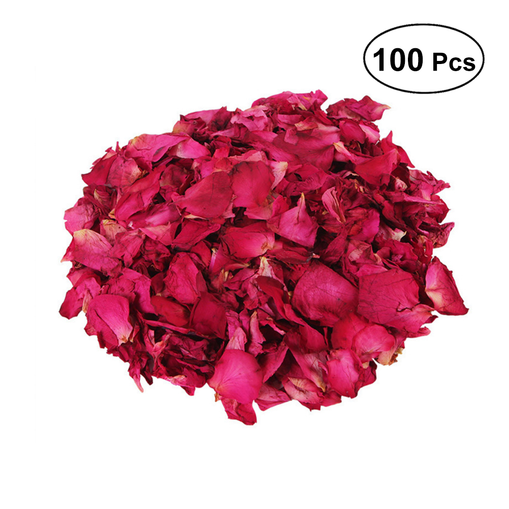1 Pack 250g Bad Getrocknete Rose Blütenblätter Echte Blume Blätter Für Hochzeit Party Dekoration Blütenblatt Bad Blume Hochzeit Tisch Konfetti Topf Hohe Belastbarkeit
