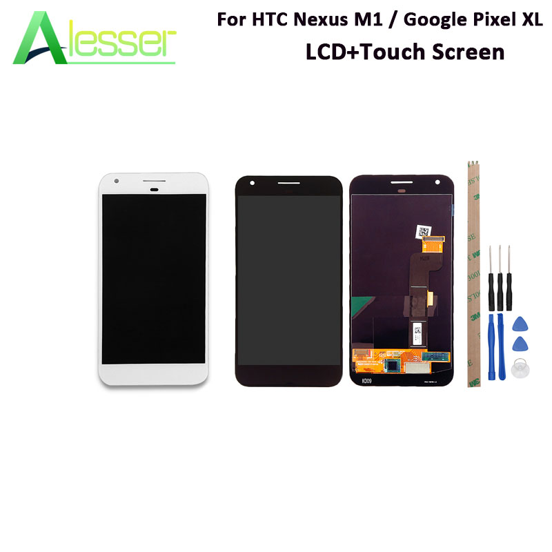 Alesser For HTC Nexus M1 LCD Display And Touch Screen 5.5 Tested Replacement For Google Pixel XL Phone +Tools And AdhesiveAlesser For HTC Nexus M1 LCD Display And Touch Screen 5.5 Tested Replacement For Google Pixel XL Phone +Tools And Adhesive