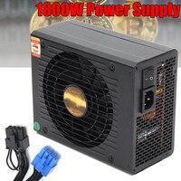 Полный модуль ПИТАНИЕ сервер добыча 1800 Вт atx мощность Блок шахтер с EMC подходит для всех видов Bitcoin горной машины PC