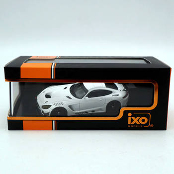 IXO 1:43 Me~des-AMG GT3 Race Specs-White GTM121 Diecast Models Limited Edition Collection Toys Car nazareth move me limited edition 2 lp