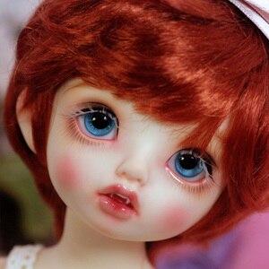 Image 2 - 新到着 Napi Karou 1/6 Yosd BJD 人形樹脂 SD おもちゃ子供のギフトのため男の子女子誕生日オープン目固定歯