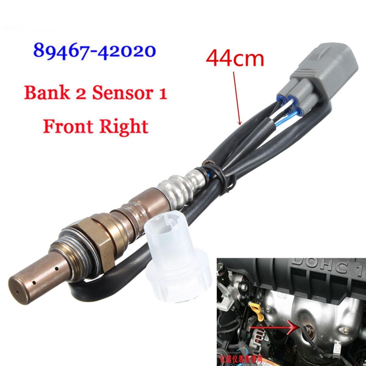New Bank 1 Front Left Upper Air Fuel Ratio O2 Oxygen Sensor for Toyota RAV4 2.0L