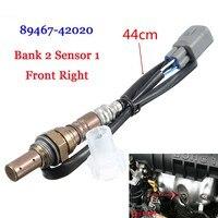 Кислорода Сенсор лямбда воздуха регулирование соотношения компонентов топливной смеси O2 Сенсор для 2001-2003 для Toyota RAV4 2.0L 89467-42020 Bank 2 Сенсор 1