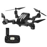 Складной RC дроны квадроциклы gps 2,4G WiFi складывающийся гексакоптер FLV 5G 8MP 1920X1080 P в реальном времени передача Дрон RC игрушки безопасная летающа
