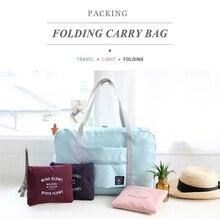 Packable Travel Duffel Bag Foldable Waterproof Carry Storage Luggage Tote Hot Sale