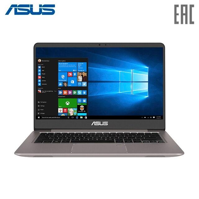 Ноутбук ASUS UX410UF (Q3 Special) Intel i7-8550U/16Gb/1Tb+256Gb SSD/14.0'' FHD Anti-Glare/NVIDIA GeForce MX130 2Gb GDDR5/Windows10 Rose Gold (90NB0HZ4-M03860)