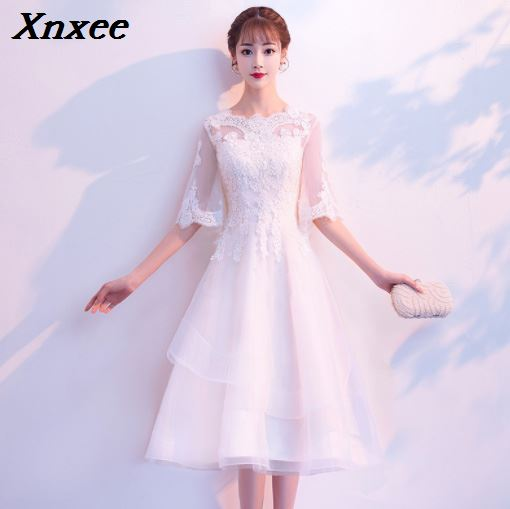 Xnxee 2019 new Women s elegant long gown party proms for gratuating date ceremony gala evenings