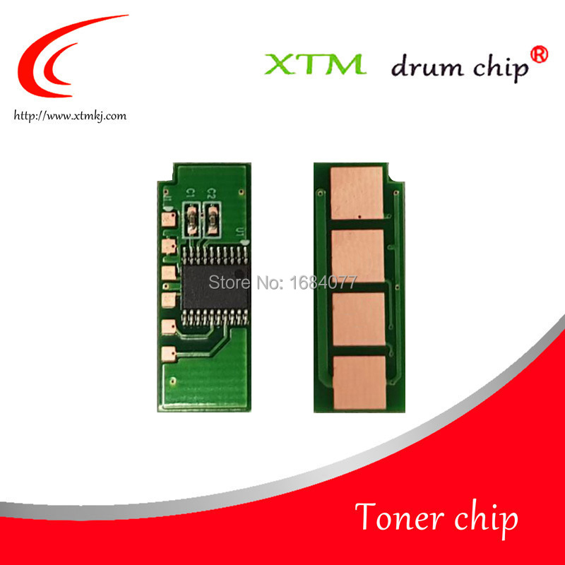 5X Permanent toner chip for Pantum PC 211EV P2500 P2500W M6500 M6600 Auto Reset Chip