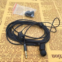 In-line  wired headphones Long cable 3m mp3