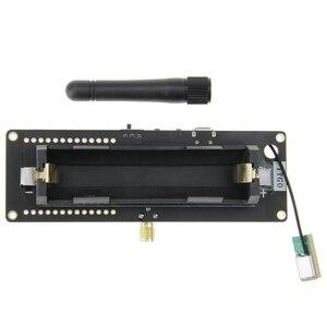 Image 4 - Ttgo t луч Esp32 915 МГц Wifi беспроводной Bluetooth модуль Esp32 Gps Neo 6M Sma Lora 32 18650 Держатель батареи с Softrf IP5306