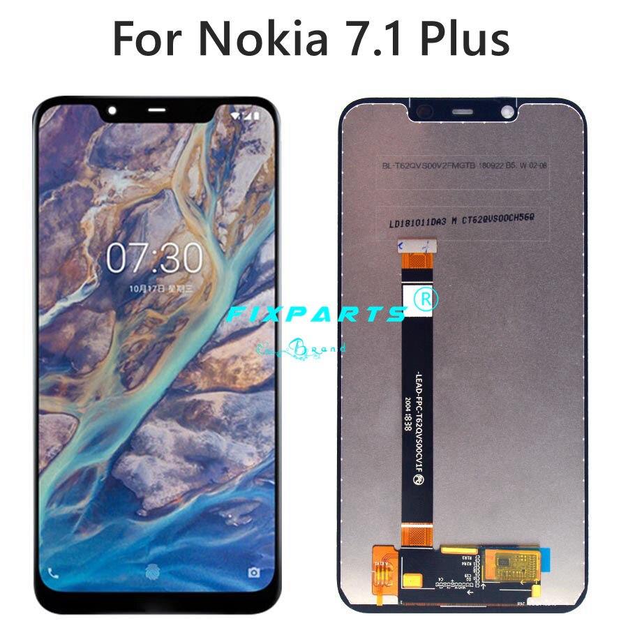 Nokia N7 LCD